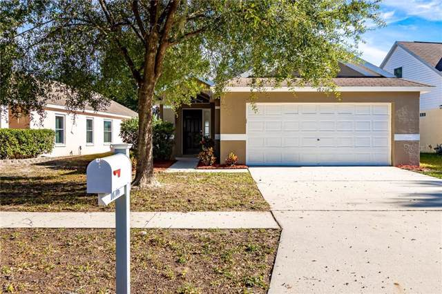 10706 Lakeside Vista Drive, Riverview, FL 33569 (MLS #T3214471) :: Charles Rutenberg Realty