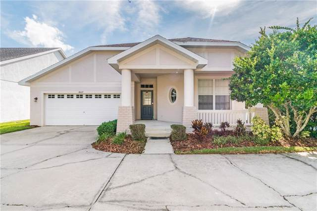 4607 Corsage Drive, Lutz, FL 33558 (MLS #T3214499) :: The Duncan Duo Team