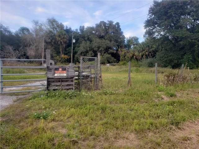 18345 Wiscon Road, Brooksville, FL 34601 (MLS #T3214556) :: The Duncan Duo Team