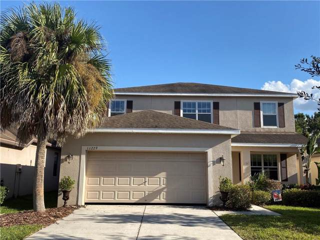 11229 Wembley Landing Drive, Lithia, FL 33547 (MLS #T3214557) :: The Duncan Duo Team