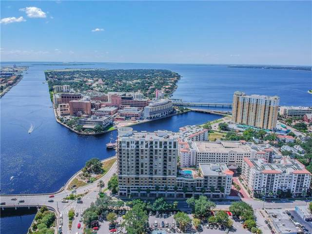 275 Bayshore Boulevard #1707, Tampa, FL 33606 (MLS #T3214643) :: The Duncan Duo Team