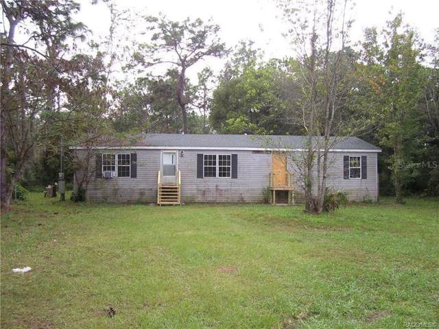 6886 W Edgewood Lane, Homosassa, FL 34448 (MLS #T3214696) :: Premium Properties Real Estate Services