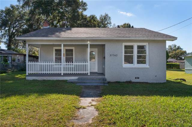 37742 Florida Avenue, Dade City, FL 33525 (MLS #T3214837) :: The Duncan Duo Team