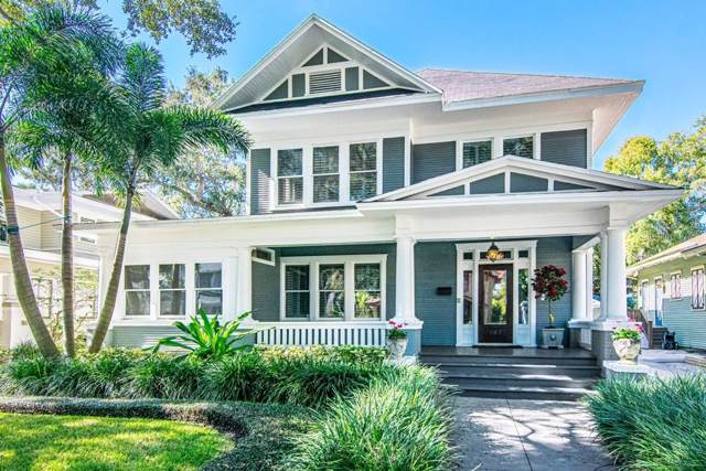 703 S Newport Avenue, Tampa, FL 33606 (MLS #T3214978) :: The Duncan Duo Team