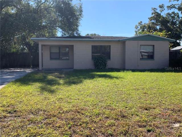 2110 W Cluster Avenue, Tampa, FL 33604 (MLS #T3215083) :: Team Bohannon Keller Williams, Tampa Properties