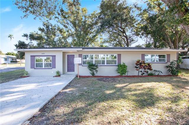 1005 N Highland Avenue, Clearwater, FL 33755 (MLS #T3215119) :: 54 Realty