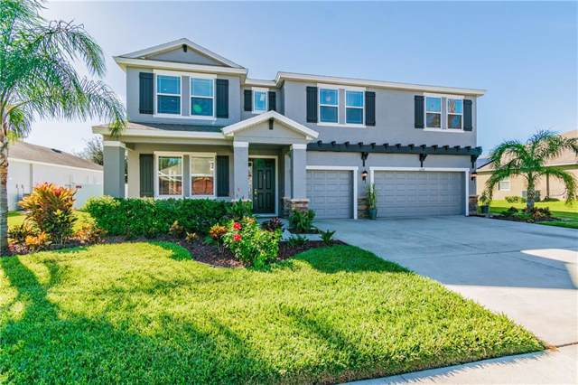 11846 Newberry Grove Loop, Riverview, FL 33579 (MLS #T3215122) :: The Duncan Duo Team