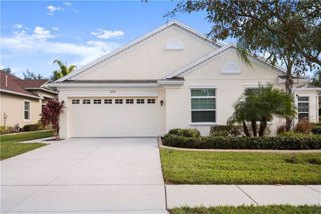 2932 Devonoak Boulevard, Land O Lakes, FL 34638 (MLS #T3215132) :: Griffin Group