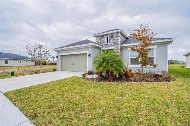5418 Silver Sun Drive, Apollo Beach, FL 33572 (MLS #T3215179) :: The Duncan Duo Team