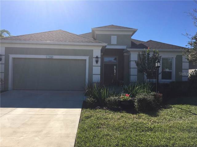 2216 Crystal Lake Trail, Bradenton, FL 34211 (MLS #T3215187) :: The Duncan Duo Team