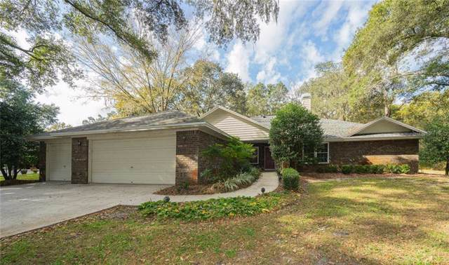 1907 Curry Road, Lutz, FL 33549 (MLS #T3215219) :: The Robertson Real Estate Group