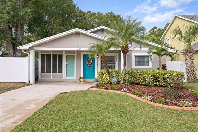 7007 S Sparkman Street, Tampa, FL 33616 (MLS #T3215283) :: The Duncan Duo Team