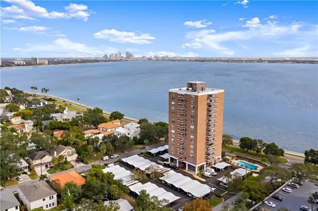 4015 Bayshore Boulevard 9A, Tampa, FL 33611 (MLS #T3215317) :: Zarghami Group