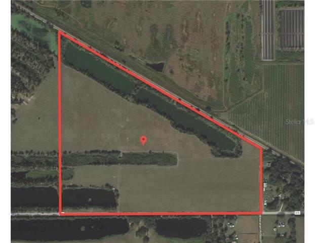 2850 W Keysville Road, Plant City, FL 33567 (MLS #T3215346) :: Premium Properties Real Estate Services