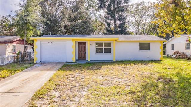 5520 Front Drive, Holiday, FL 34690 (MLS #T3215650) :: 54 Realty