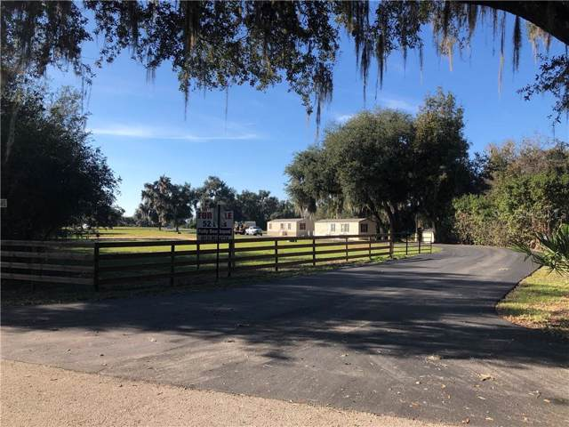 2618 NW 25TH Avenue, Lake Panasoffkee, FL 33538 (MLS #T3216570) :: Griffin Group