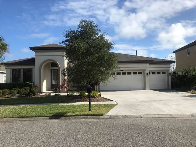 8147 Swiss Chard Circle, Land O Lakes, FL 34637 (MLS #T3216643) :: Griffin Group