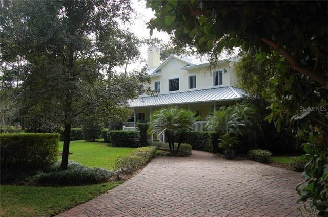 7510 N Mobley Road, Odessa, FL 33556 (MLS #T3216754) :: Team Bohannon Keller Williams, Tampa Properties