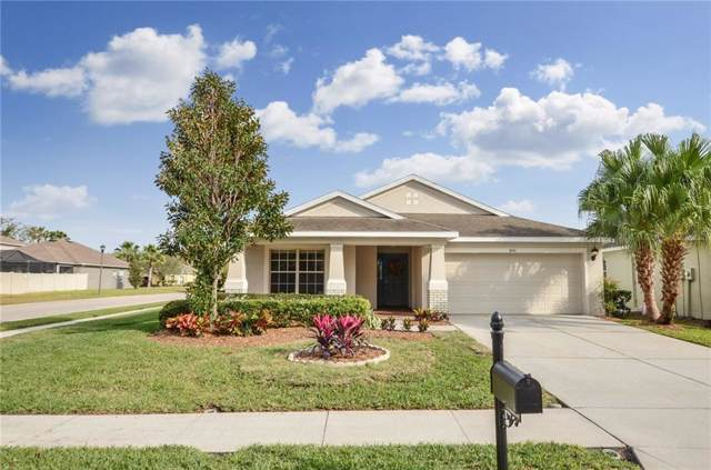 3640 Beneraid Street, Land O Lakes, FL 34638 (MLS #T3216932) :: Premier Home Experts