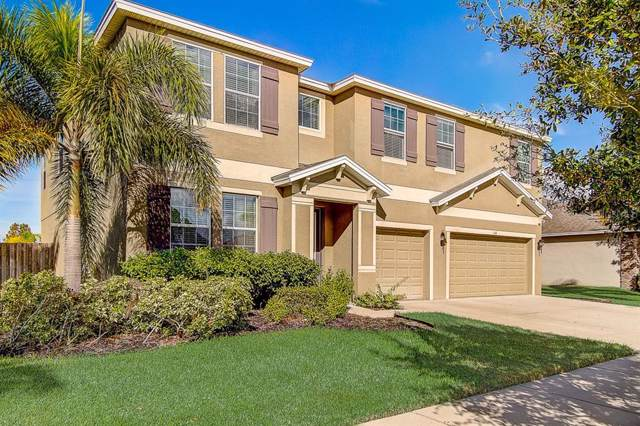 154 Star Shell Drive, Apollo Beach, FL 33572 (MLS #T3216994) :: Keller Williams on the Water/Sarasota