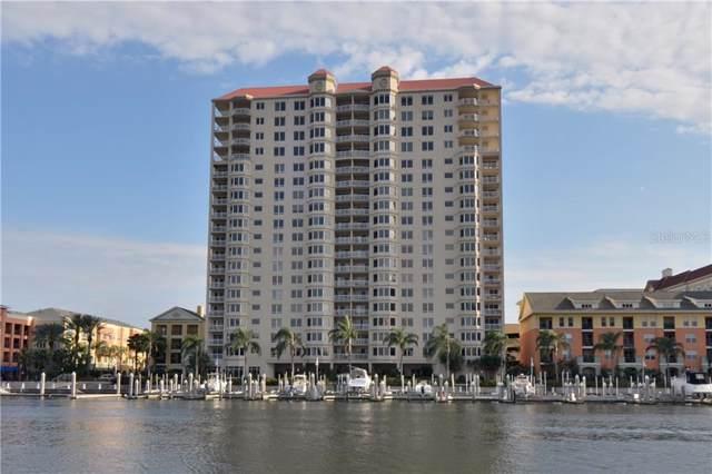 371 Channelside Walk Way #1204, Tampa, FL 33602 (MLS #T3217075) :: 54 Realty