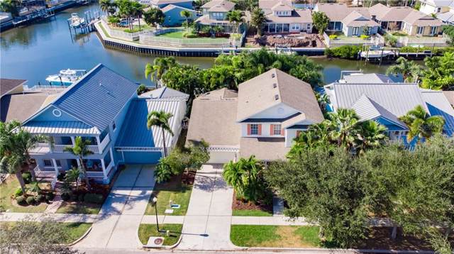 414 Islebay Drive, Apollo Beach, FL 33572 (MLS #T3217240) :: Griffin Group