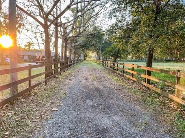 12535 Hobson Simmons Road, Lithia, FL 33547 (MLS #T3217770) :: Cartwright Realty