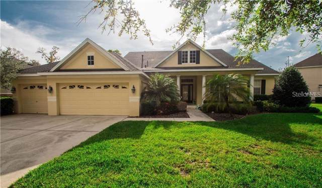 16025 Ternglade Drive, Lithia, FL 33547 (MLS #T3217820) :: The Duncan Duo Team