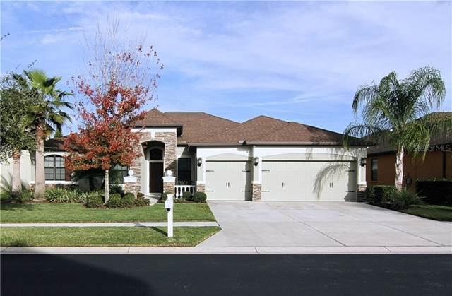 2156 Gwynhurst Boulevard, Wesley Chapel, FL 33543 (MLS #T3217856) :: Team Bohannon Keller Williams, Tampa Properties