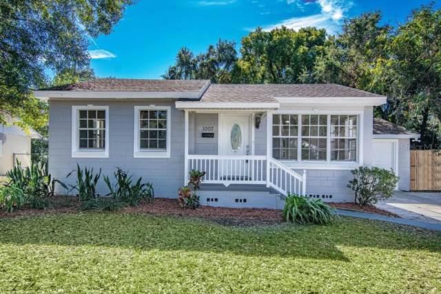 1007 E Jean Street, Tampa, FL 33604 (MLS #T3217953) :: Keller Williams Realty Peace River Partners