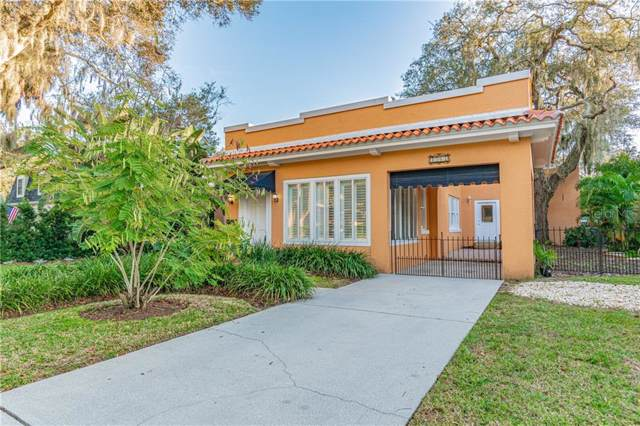 4508 W Beachway Drive, Tampa, FL 33609 (MLS #T3218483) :: Griffin Group