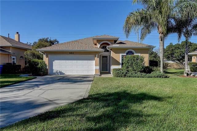 884 Michele Circle, Dunedin, FL 34698 (MLS #T3218500) :: Team Bohannon Keller Williams, Tampa Properties