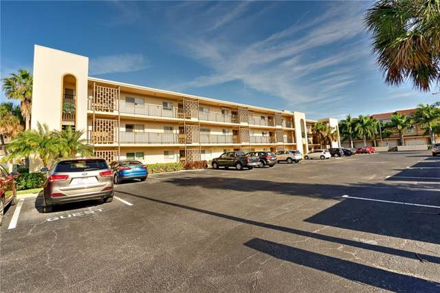 301 87TH Avenue #203, St Pete Beach, FL 33706 (MLS #T3218548) :: Lockhart & Walseth Team, Realtors