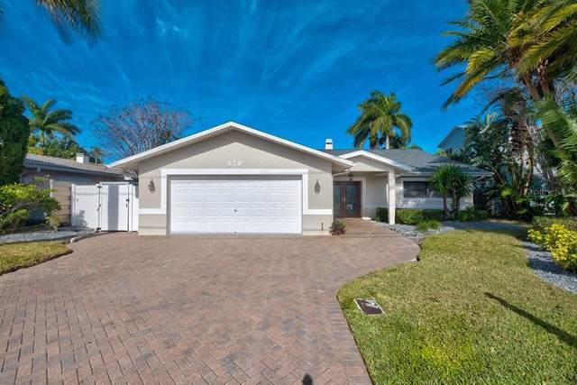 570 115TH Avenue, Treasure Island, FL 33706 (MLS #T3218578) :: Griffin Group