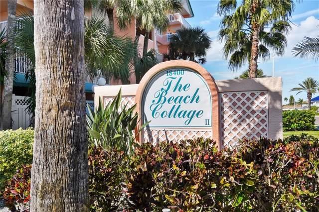 18400 Gulf Boulevard #1114, Indian Shores, FL 33785 (MLS #T3218603) :: Lockhart & Walseth Team, Realtors