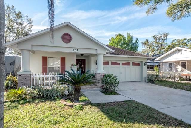 805 E Cayuga Street, Tampa, FL 33603 (MLS #T3218629) :: Keller Williams Realty Peace River Partners