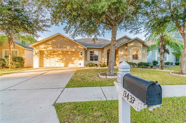 13433 Haverhill Drive, Spring Hill, FL 34609 (MLS #T3218758) :: Griffin Group