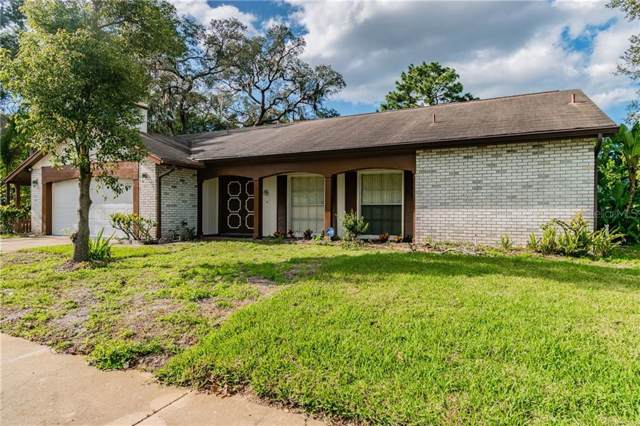 12803 Woodbine Drive, Bayonet Point, FL 34667 (MLS #T3218781) :: McConnell and Associates