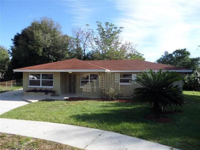 1337 Scott Circle, Lakeland, FL 33805 (MLS #T3218818) :: Gate Arty & the Group - Keller Williams Realty Smart