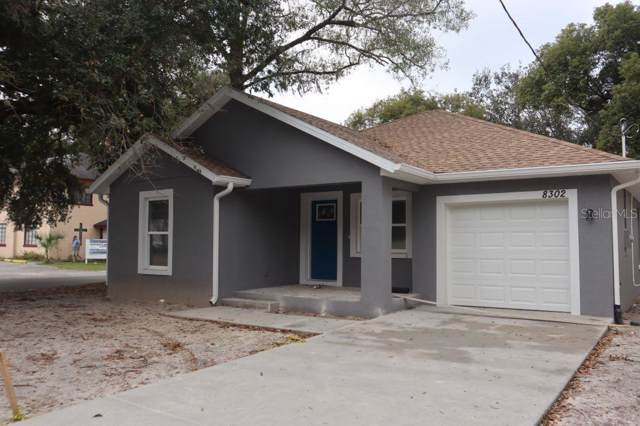 8302 N 13TH Street, Tampa, FL 33604 (MLS #T3218827) :: Team Bohannon Keller Williams, Tampa Properties