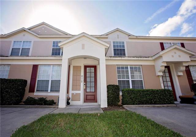 8110 Princess Palm Lane, Kissimmee, FL 34747 (MLS #T3218840) :: Carmena and Associates Realty Group