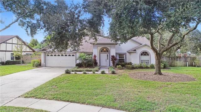 18106 Pecan Grove Place, Lutz, FL 33548 (MLS #T3218900) :: Team Bohannon Keller Williams, Tampa Properties