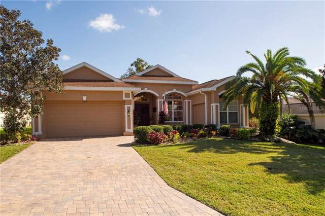 12231 Woodlands Circle, Dade City, FL 33525 (MLS #T3219022) :: The Light Team
