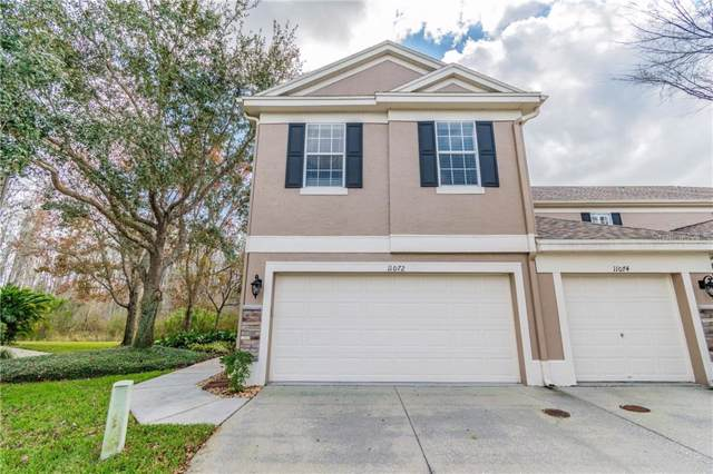 11072 Windsor Place Circle, Tampa, FL 33626 (MLS #T3219030) :: Andrew Cherry & Company