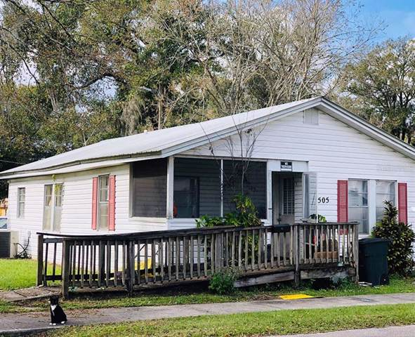 505 S Johnson Street, Plant City, FL 33563 (MLS #T3219080) :: Griffin Group