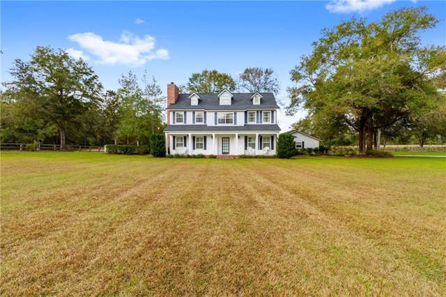 9610 NW 236TH Terrace, Alachua, FL 32615 (MLS #T3219148) :: Rabell Realty Group