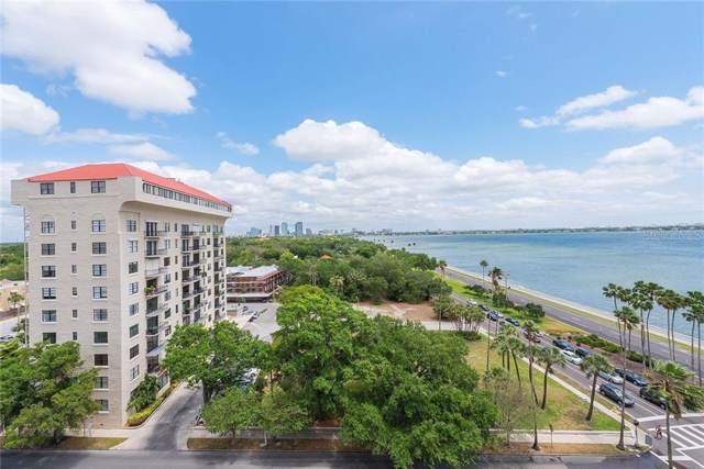 2109 Bayshore Boulevard #206, Tampa, FL 33606 (MLS #T3219167) :: Griffin Group