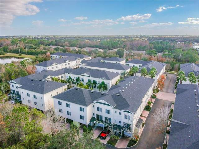 9817 Meadow Field Circle #708, Tampa, FL 33626 (MLS #T3219252) :: Andrew Cherry & Company