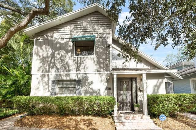 2813 W Aquilla Street, Tampa, FL 33629 (MLS #T3219262) :: Griffin Group