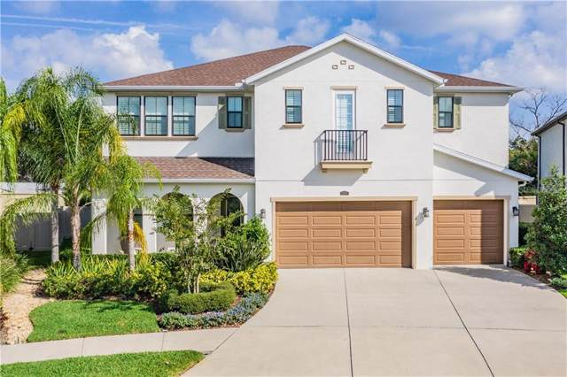 2607 Milford Berry Lane, Tampa, FL 33618 (MLS #T3219272) :: Cartwright Realty
